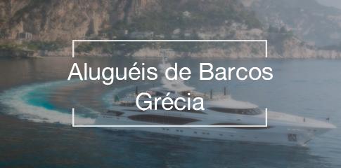 Barcos na Grécia